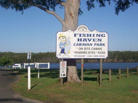 Fishing Haven Caravan Park - Accommodation in Surfers Paradise