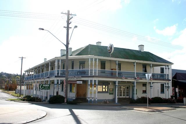 Imperial Hotel Bombala - Accommodation in Surfers Paradise