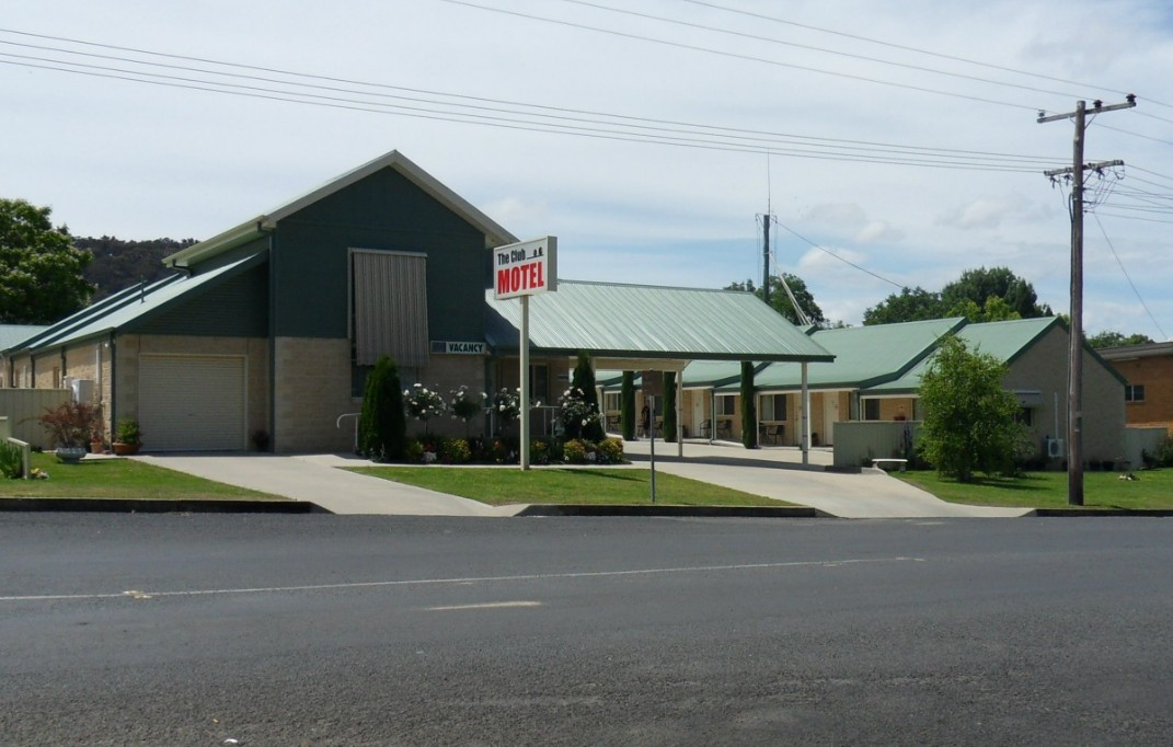 Club Motel Tumbarumba - Accommodation in Surfers Paradise