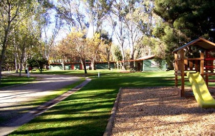 Corowa Caravan Park - Accommodation in Surfers Paradise