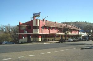 Criterion Hotel Gundagai - Accommodation in Surfers Paradise