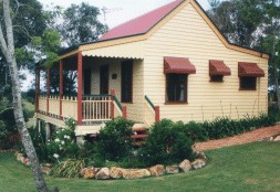 Mango Hill Cottages Bed and Breakfast - Accommodation in Surfers Paradise