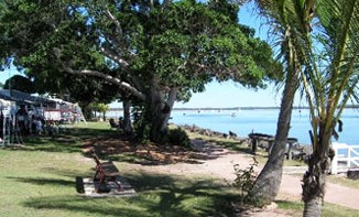 Burrum Heads Beachfront Tourist Park - Accommodation in Surfers Paradise