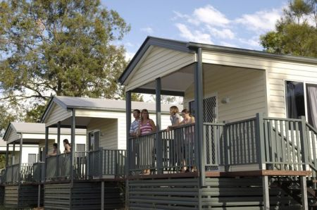 Discovery Holiday Parks - Biloela - Accommodation in Surfers Paradise