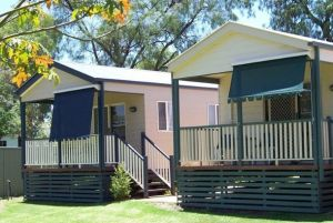 Dalby Tourist Park - Accommodation in Surfers Paradise