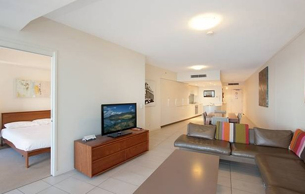 Grand Mercure Apartments Coolangatta - Accommodation in Surfers Paradise
