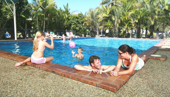 Gold Coast Tourist Parks Kirra Beach - Accommodation in Surfers Paradise