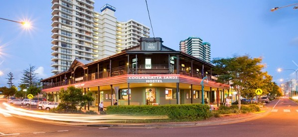 Coolangatta Sands Hostel - Accommodation in Surfers Paradise