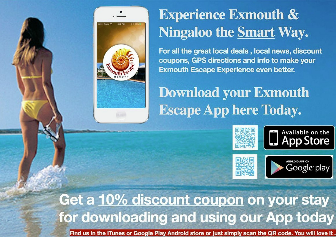 Exmouth Escape Resort - Accommodation in Surfers Paradise