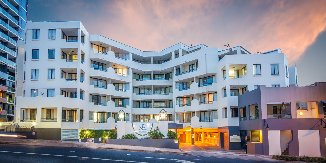 West End Central Apartments - Accommodation in Surfers Paradise