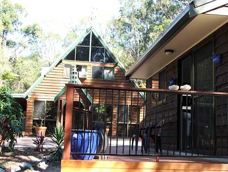 Harmony Nature Retreat - Accommodation in Surfers Paradise