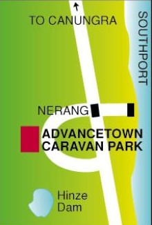 Advancetown Caravan Park - Accommodation in Surfers Paradise