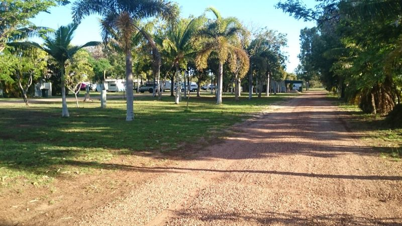 Barcaldine Tourist Park - Accommodation in Surfers Paradise