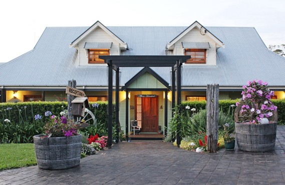Allara Homestead Bed  Breakfast - Accommodation in Surfers Paradise