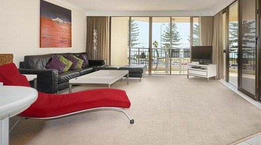 Bayview Apartments Rainbow Bay - Accommodation in Surfers Paradise
