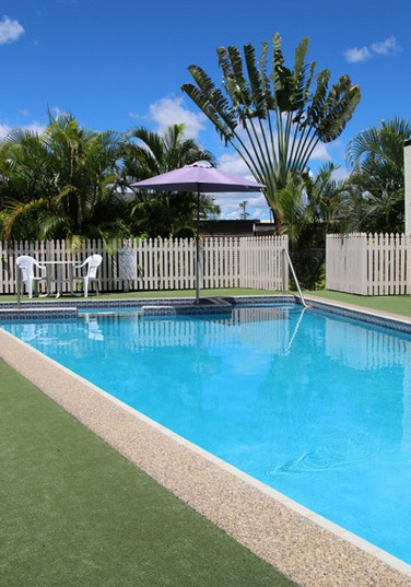 Golden Fountain Motel - Accommodation in Surfers Paradise