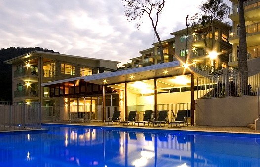 Airlie Summit Apartments - Accommodation in Surfers Paradise