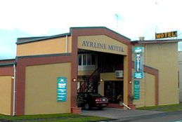 Ayrline Motel - Accommodation in Surfers Paradise
