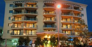 Central Cosmo Apartments - Accommodation in Surfers Paradise