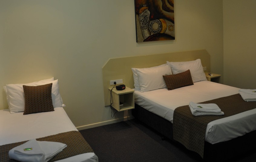 Bluewater Harbour Motel Bowen - Accommodation in Surfers Paradise
