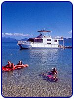 Hinchinbrook Rent A Yacht And House Boat - Accommodation in Surfers Paradise