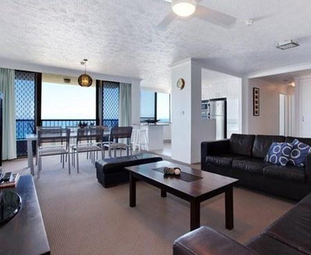 Southern Cross Luxury Apartments - Accommodation in Surfers Paradise