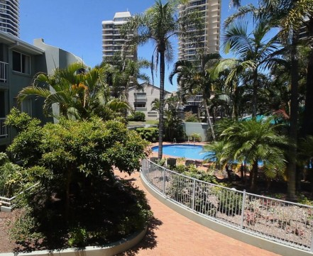 Aloha Lane - Accommodation in Surfers Paradise