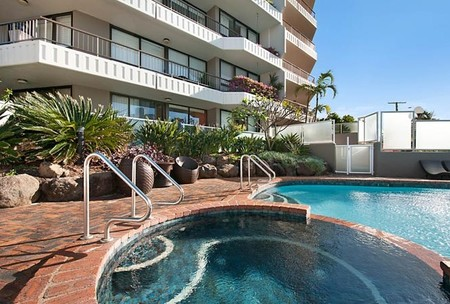 Bougainvillea Apartments - Accommodation in Surfers Paradise