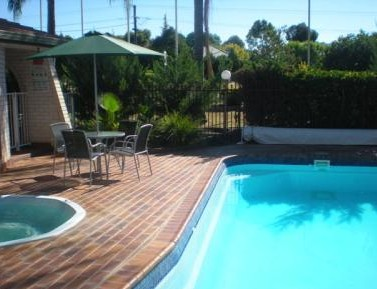 Tamworth Motor Inn - Accommodation in Surfers Paradise