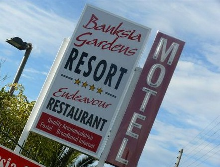 Banksia Gardens Resort Motel - Accommodation in Surfers Paradise