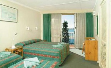 Mid Pacific Motel - Accommodation in Surfers Paradise