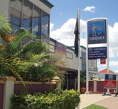 Sundowner Chain Motor Inn Rockhampton - Accommodation in Surfers Paradise