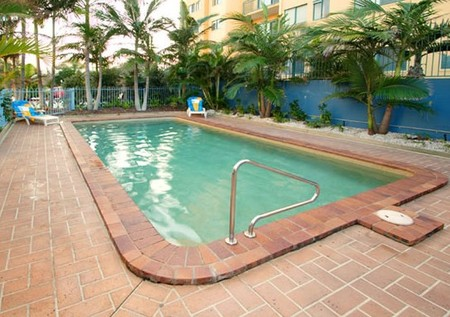 Coral Sea Apartments - Accommodation in Surfers Paradise