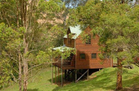 Hookes Creek Forest Retreat - Accommodation in Surfers Paradise