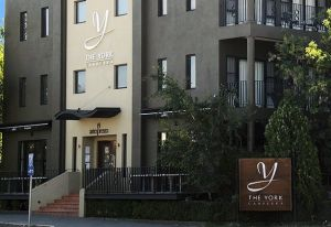 The York Canberra - Accommodation in Surfers Paradise
