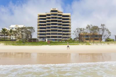 Pelican Sands Beach Resort - Accommodation in Surfers Paradise
