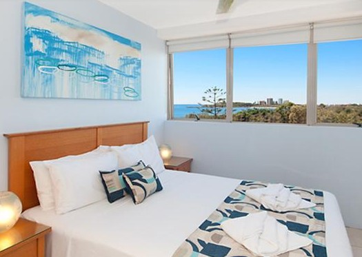 Sandcastles On The Beach - Accommodation in Surfers Paradise