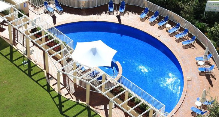 Xanadu Main Beach - Accommodation in Surfers Paradise