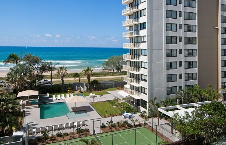 Boulevard Towers - Accommodation in Surfers Paradise
