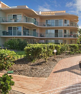 Surfside On The Beach - Accommodation in Surfers Paradise