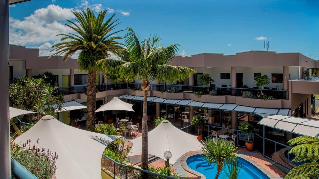 Rockpool Motor Inn - Accommodation in Surfers Paradise