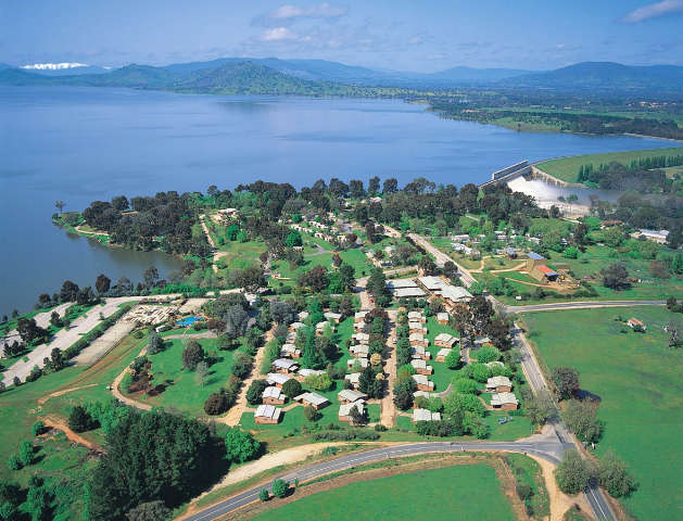 Lake Hume Resort - Accommodation in Surfers Paradise