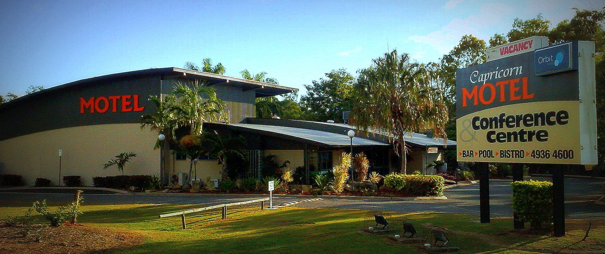 Capricorn Motel  Conference Centre - Accommodation in Surfers Paradise