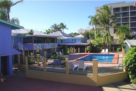 Caravella Backpackers Hostel - Accommodation in Surfers Paradise
