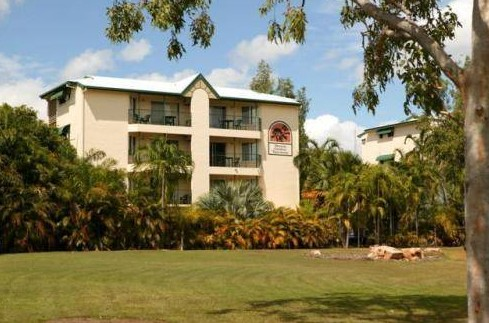 Botanic Gardens Apartments - Accommodation in Surfers Paradise