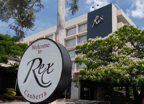 Canberra Rex Hotel - Accommodation in Surfers Paradise