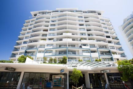 Seamark On First - Accommodation in Surfers Paradise