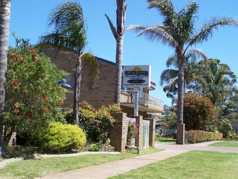 Beachfront Units Merimbula - Accommodation in Surfers Paradise