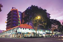 Darwin Central Hotel - Accommodation in Surfers Paradise
