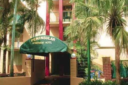 Peninsular Apartment Hotel - Accommodation in Surfers Paradise